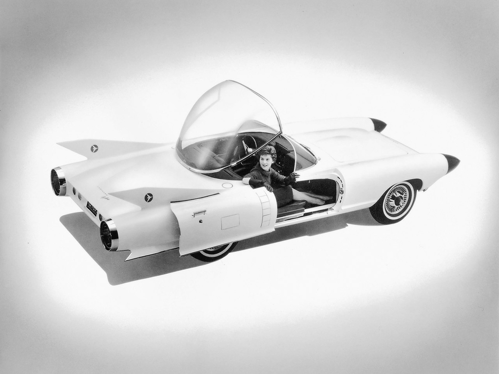 1959 Cyclone 2000 evoq concept