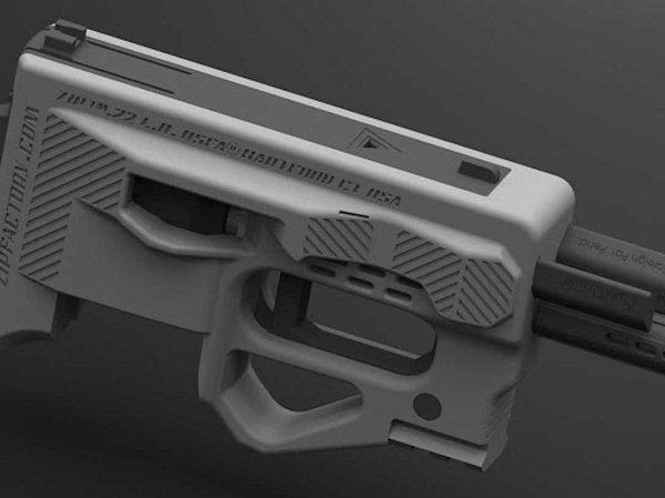 ZiP نوع جدیدی از تفنگ است که به خاطر استفاده از پلاستیک در ساخت آن، طراحی کاملا متفاوتی دارد و فضای کافی برای بهینه سازی آن از طریق افزودن تجهیزات جانبی بزرگ تر و بیشتر روی بدنه اش در نظر گرفته شده.