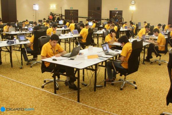 سومین دوره مسابقه برنامه نویسی بیان bayan contest 2015