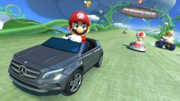 Mario mercedes 610