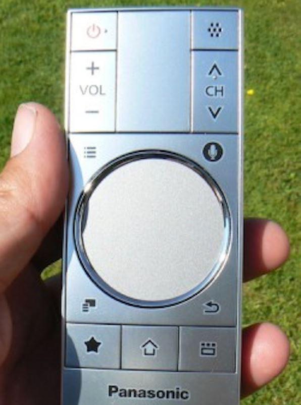 PanasonicTouchpadSmartRemote