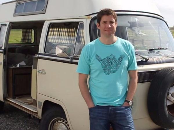 وودمن پس از تشکیل نخستین استارتاپ خود که یک شرکت بازاریابی اینترنتی بود و در جریان از میان رفتن حباب دات کام در اوایل دهه 2000 میلادی از هم فروپاشید، تصمیم گرفت که سرمایه مورد نیاز برای راه اندازی کسب و کار بعدی اش را خودش فراهم نماید. به همین منظور همراه با والدینش به کالیفرنیا بازگشت و سواحل آن را با ون فولکس واگن خود به نام The Biscuit طی کرد و در جربان همین سفرها هم روی ساخت نخستین مچبندها و دوربین های GoPro کار می کرد.