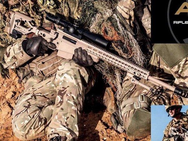 Accuracy International یک شرکت بریتانیایی است که تفنگ هایی با قابلیت نشانه گیری بسیار دقیق برای ارتش ها و نیروهای پلیس می سازد. این سلاح ها از انواع معمولی دقیق ترند زیرا عملکردشان کاملا جدا از سایر بخش هایشان انجام می گیرد.