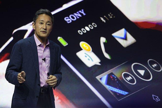 سال ۲۰۱۲ -کازوئو هیرای به عنوان مدیر عامل سونی برگزیده شد؛ او نقش بسزایی در سودآوری کنسول پلی استیشن و داشت و باعث گشت شرکت مذکور بتواند دوباره از این کنسول کسب درآمد کند. او پس از اینکه آقایStringer نتوانست بخش الکتریک سونی را سودآور کند، به عنوان مدیر عامل برگزیده شد.