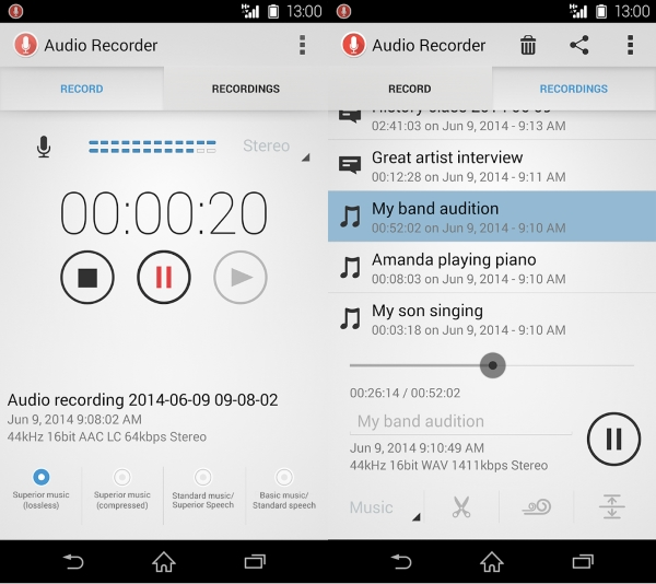 Audio Recorder 1