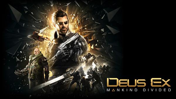 Deus Ex Mankind Divided2