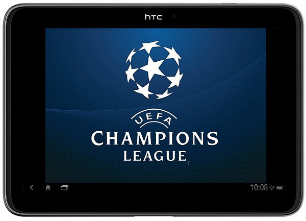 HTC-tablet-with-UEFA-wallpaper-w600