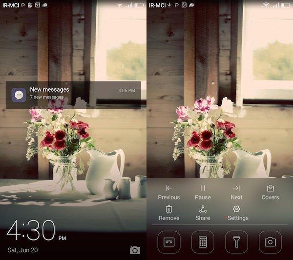 Huawei P8 SC5