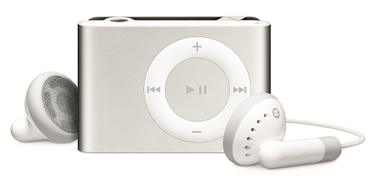 در سال ۲۰۰۶ اپل طراحی آیپاد شافل را تغییر داد و کوچکترین آیپاد خود را روانه بازار کرد. این دستکاه در آن زمان تنها ۱۵.۵ گرم وزن داشت.