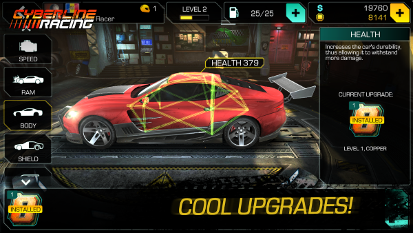 Cyberline Racing 2