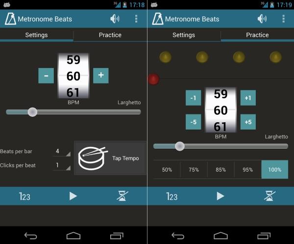 Metronome Beats 1