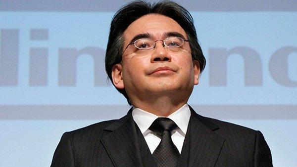 ساتورو ایواتا، مدیر عامل فقید نینتندو