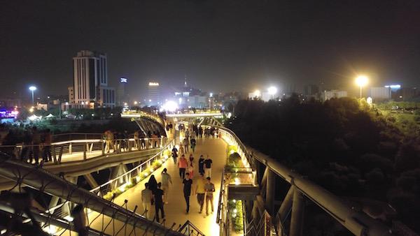 موبایل ۳: عکاسی در شب