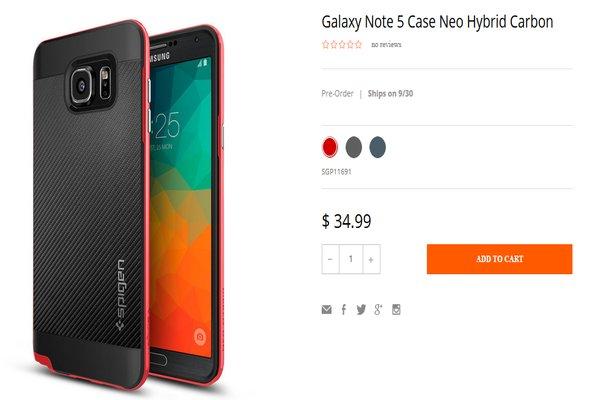 Spigen-posts-its-new-line-of-cases-for-the-Samsung-Galaxy-Note-5
