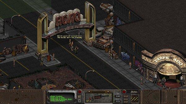 لوکیشن New Reno در فال اوت 2 هم چنان جز بهترین لوکیشن های صنعت بازی به شمار می رود.