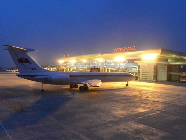 این ترمینال قرار است که به عنوان پایگاه اصلی خطوط هوایی ملی این کشور با نام Air Koryo مورد استفاده قرار گیرد.