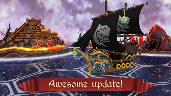 Pirate Battles: Corsairs Bay
