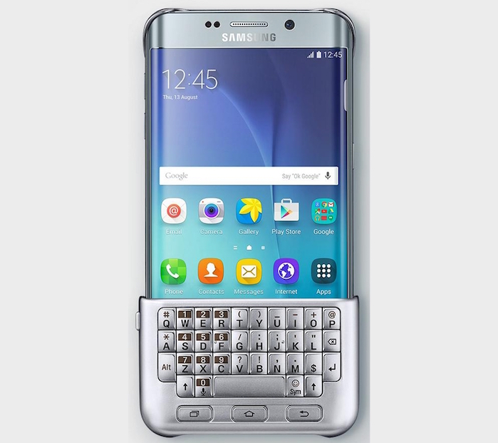 The-Samsung-Galaxy-S6-Edge-Plus-with-the-QWERTY-keyboard-case...
