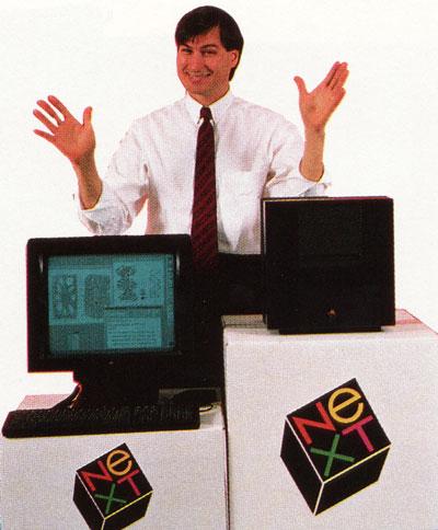 جابز تصور می کرد که اگرNeXT هم در برابر مایکروسافت بازنده شود، «دنیای کامپیوترهای شخصی برای مدت ۲۰ سال وارد یک عصر سیاه خواهد شد.»
