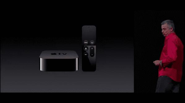 اپل تی وی جدید New Apple TV