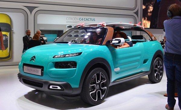 دیگر خودروسازان دنیا نیز در جریان این نمایشگاه از طرح های مفهومی شان پرده برداشتند. برای نمونه سیتروئن مدل مفهومی Cactus M را معرفی کرد که ظاهری شبیه به جیپ های بدون سقف دارد.