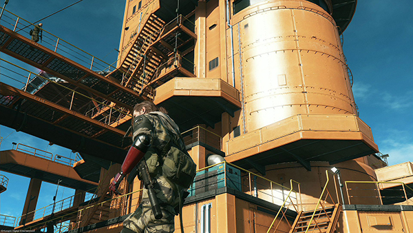 MGSV7 Mother Base