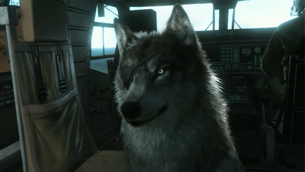 MGSV9 Diamond Dog