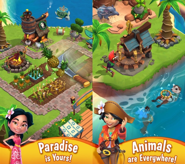 Paradise Bay 2