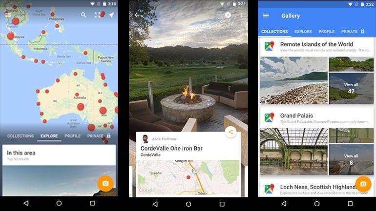google-street-view-app-screenshots