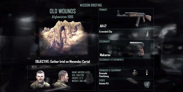 سیستم شخصی سازی مشابه با شخصی سازی Black Ops 2 باید در بازی جنگ جهانی محور بعدی وجود داشته باشد.