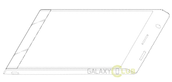Samsung-flexible-display-phone-patent-with-bottom-edge-curve