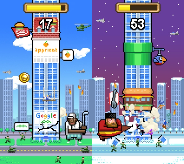 Tower Boxing 2