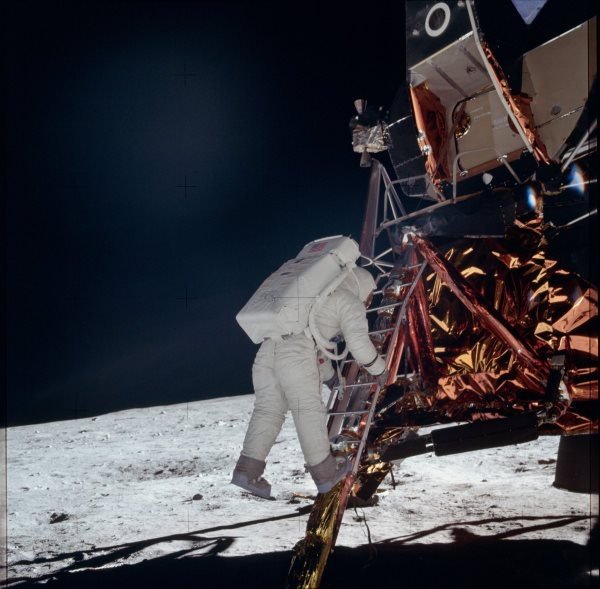 apollo-11-stepping-down-onto-the-moon-for-the-first-time