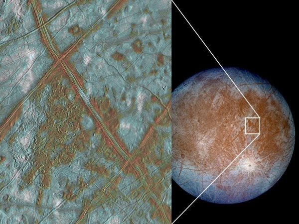 jupiters-tiny-moon-europa-is-scarred-with-brown-veins-that-are-suspected-to-show-where-warmer-dirtier-liquid-water-in-the-moons-mantle-seeped-through-its-crust-europa-could-harbor-more-water-than-earth-which-is-why-both-amer