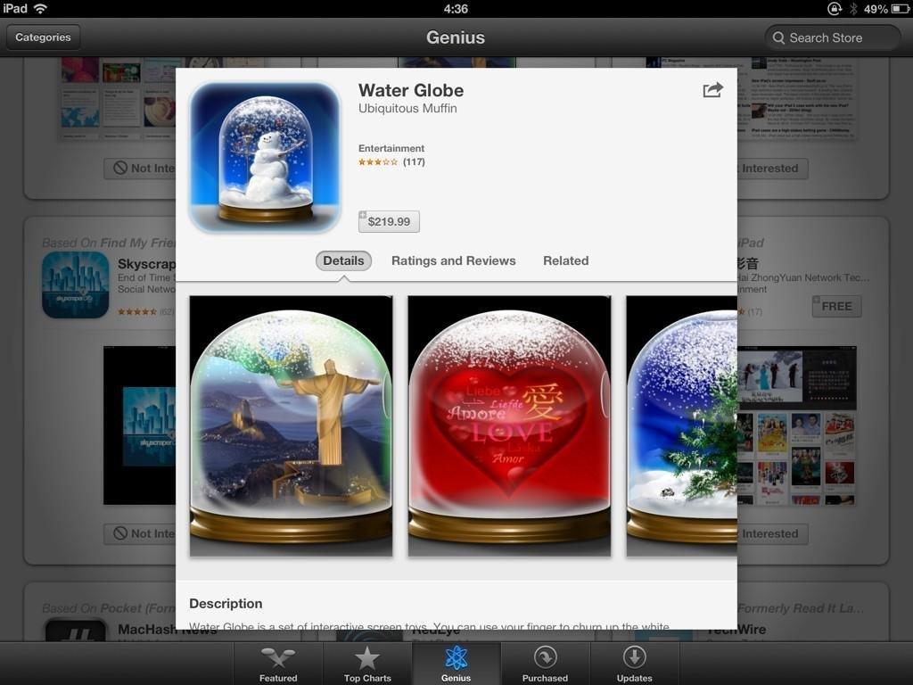 29999--water-globe