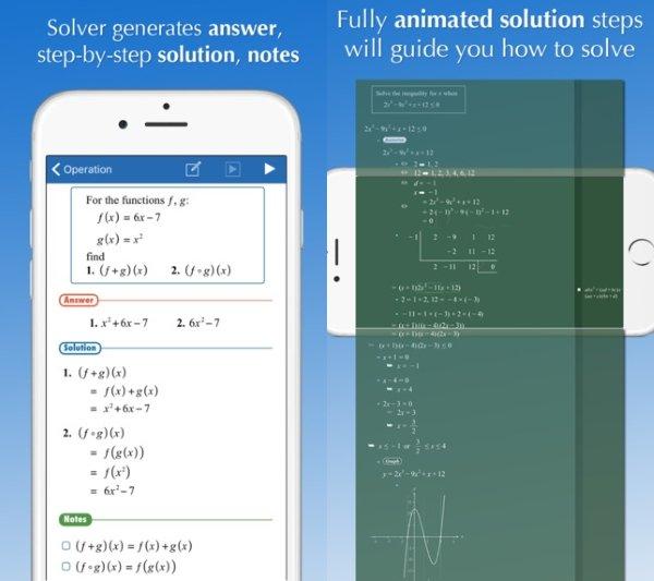 FX Math Solver 1