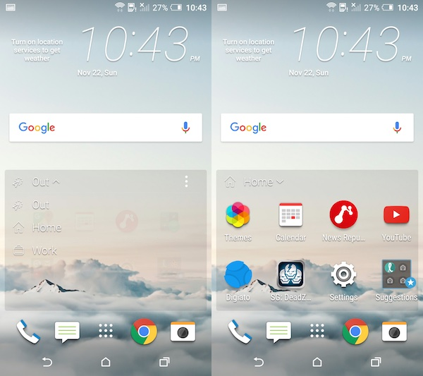 HTC One A9 Digiato SC04