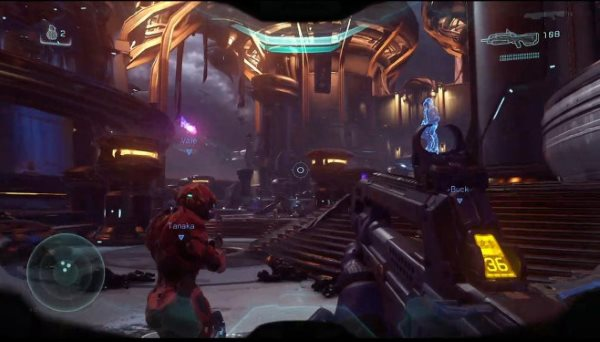 Halo5Gameplay