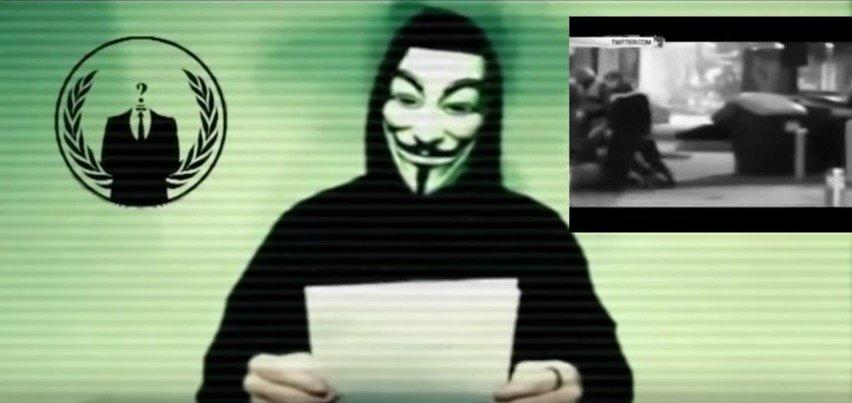 گروه هکری Anonymous به داعش اعلام جنگ می دهد