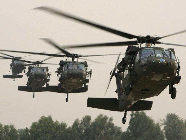 Black Hawk یا شاهین سیاه یکی هلیکوپترهای نظامی ثابت شده دنیاست که توسط کارشناسان آمریکایی طراحی شده و هنوز هم در نیروی هوایی آمریکا از آن استفاده می شود. ترکیه اخیرا قراردادی را با این کشور به امضا رسانده تا 115 فروند مدل اصلاح شده از این هلی کوپترها را خریداری نماید.