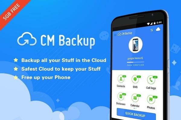CM Backup 11