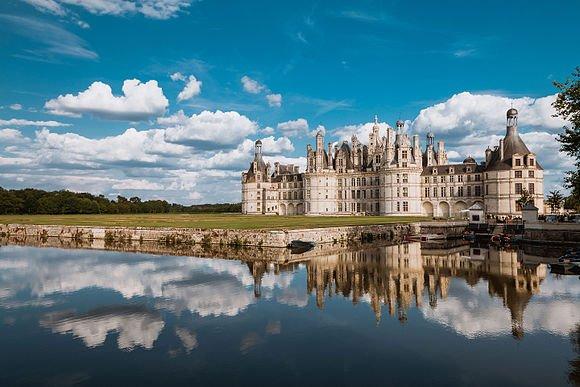 مقام ششم:قلعه چمبورد، فرانسه؛ ثبت شده توسطArnaud Scherer