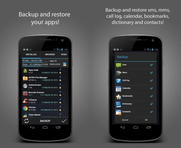 Easy Backup & Restore 1