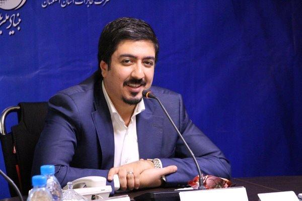 حسن کریمی قدوسی، مدیرعامل بنیاد ملی بازی های رایانه ای