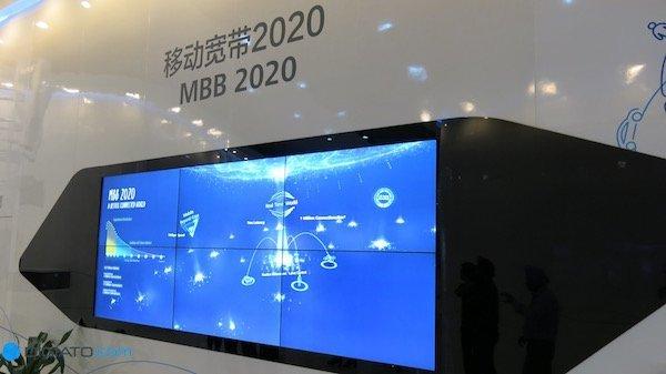 هوآوی در نظر دارد که در سال ۲۰۲۰ تکنولوژی 5G را به بازار عرضه کند. به اعتقاد چینی ها بیش از ۱ میلیارد دستگاه می توانند از این تکنولوژی جهت اتصال به اینترنت استفاده نمایند. هوآوی می گوید که این حوزه بازاری ۲ تریلیون دلاری را در خود جای داده است.