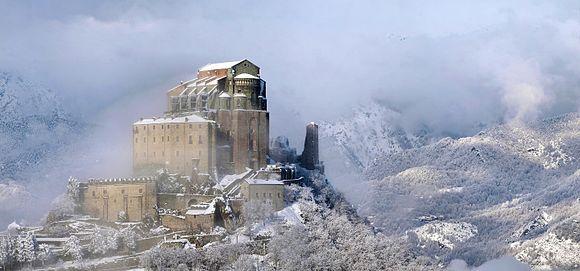 مقام دوم: عکس از معبدSan Michele در ایتالیا؛ ثبت شده توسطElio Pallard