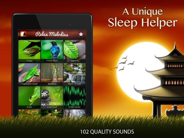 Relax Melodies Oriental Meditation 1