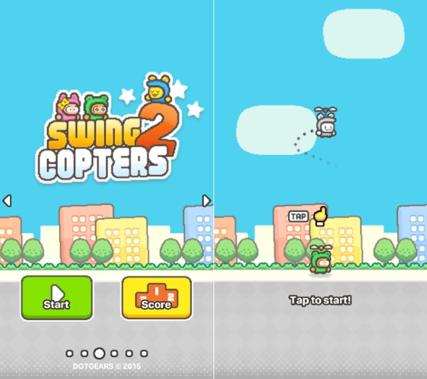 Swing Copters 2 One
