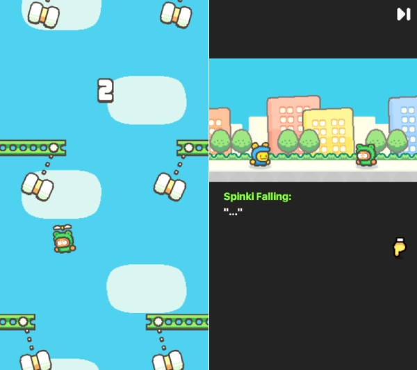 Swing Copters 2 Two