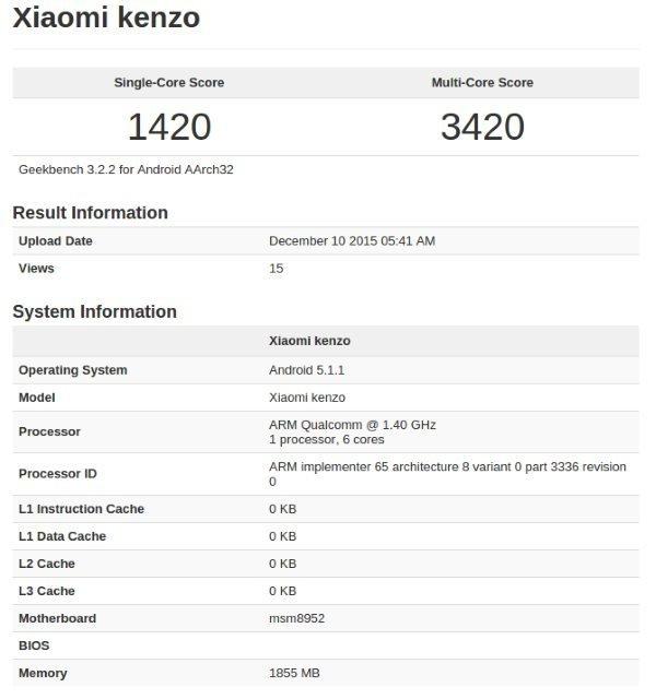 Xiaomi-Kenzo-Geekbench_1